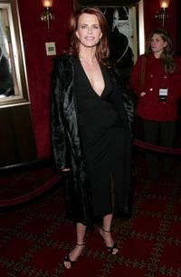 Serena Scott Thomas at the premiere of