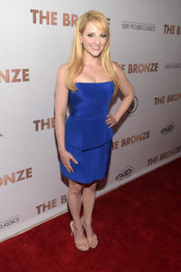 Melissa Rauch at the California premiere of
