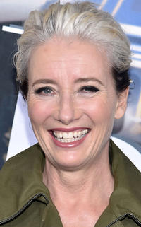 Emma Thompson at the