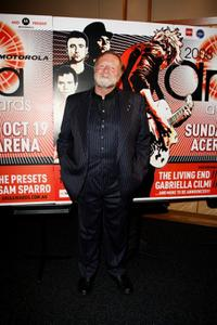 Jack Thompson at the 2008 ARIA Fine Arts Awards.