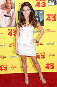 Weronika Rosati at the California premiere of