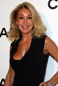 Linda Thompson at the CHANEL and P.S. ARTS Party.