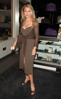 Linda Thompson at the YSL Hosts Downtown Kickoff for Center Dance Arts Pool Party.