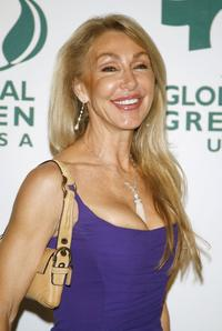 Linda Thompson at the Global Green USA 3rd annual pre-Oscar party.