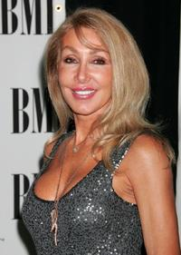 Linda Thompson at the 56th annual BMI Pop Awards.