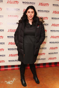 Alison Klayman at the Variety Studio during the 2012 Sundance Film Festival in Utah.
