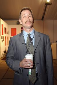 Scott Thompson at the Olympus Fashion Week Spring 2005.