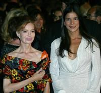 Anna Thomson and Patricia Velasquez at the Marrakech Film Festival.