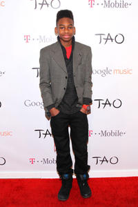 Jules Brown at the Google Music at TAO during the 2012 Sundance Film Festival.