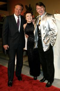 John James, Emma Samms and Gordon Thomson at the 19th Annual Starlight Children's Foundation Benefit Fund Raiser.