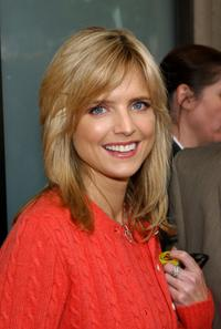Courtney Thorne-Smith at the ceremony posthumously honoring actor/comedian John Belushi.