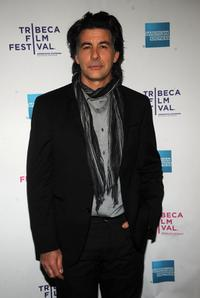 David Thornton at the premiere of