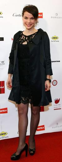 Sigrid Thornton at the 2007 Red Ball.