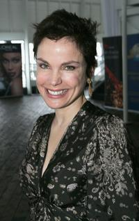 Sigrid Thornton attends the L'Oreal Paris 2005 AFI Awards Nomination announcement.