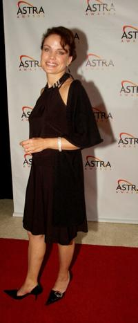 Sigrid Thornton at the 2004 Astra Awards.