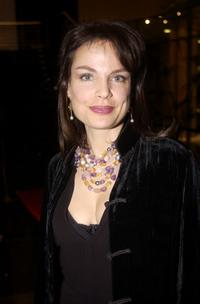 Sigrid Thornton at the Helpmann Awards 2003.