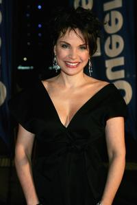 Sigrid Thornton at the 2006 Hisense Inside Film Awards.