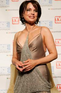 Sigrid Thornton at the 47th Annual TV Week Logie Awards.