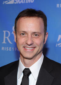 Brian Boitano at the New York premiere of