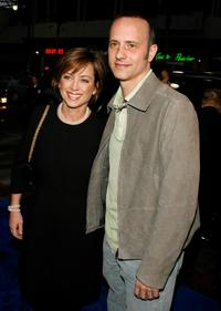 Dorothy Hamill and Brian Boitano at the premiere of