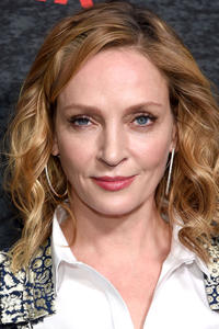 Uma Thurman at Netflix's
