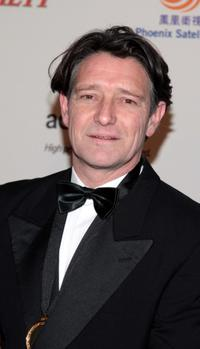Pierre Bokma at the 35th Annual International Emmy Awards.