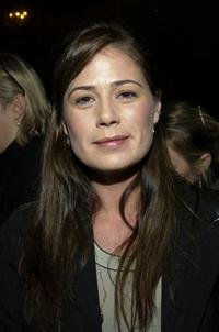 Maura Tierney at the Creative Coalition's 2004 Spotlight Awards.
