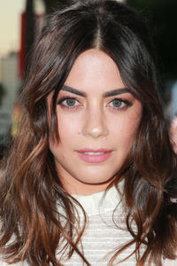 Lorenza Izzo at the premiere of