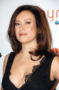 Jennifer Tilly at the GQ Draw Party at Caesars Palace.