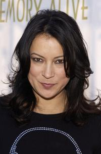 Jennifer Tilly at the Esquire House Los Angeles-Bvlgari Celebrity Poker night.