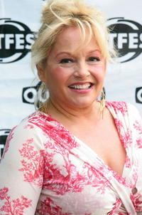 Charlene Tilton at the Outfest 2005 panel for