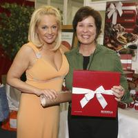 Charlene Tilton and Guest at the 2006 TV Land Awards.