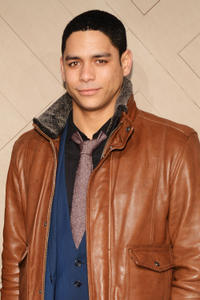 Charlie Barnett at the launch of Chicago Flagship Store in Chicago.