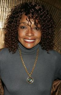 Beverly Todd at the Crown Royal and Tab Energy Drink's Cool Down Post Award Season Party.