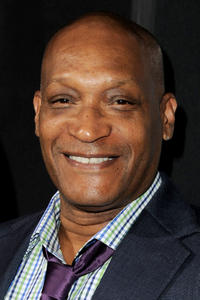 Tony Todd at a screening of