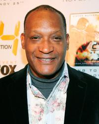 Tony Todd at the world premiere screening of