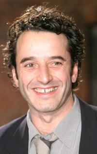 Bruno Todeschini at the European Film Awards.