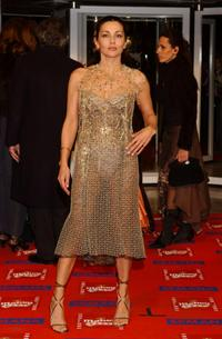 Fabiola Toledo at the Goya Cinema Awards 2005.