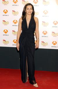Fabiola Toledo at the TP Magazine Awards.