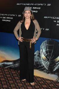 Fabiola Toledo at the premiere of