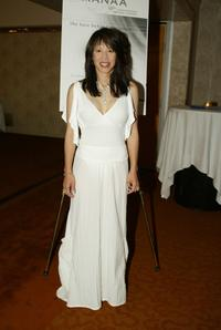 Lauren Tom at the 10th Anniversary Awards Gala for MANAA.