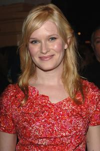 Nicholle Tom at the SBIFF Modern Master Award honoring George Clooney.