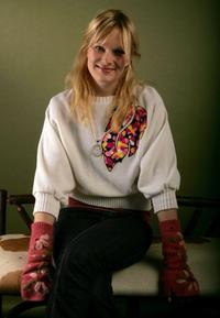 Nicholle Tom at the 2006 Sundance Film Festival.
