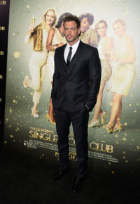 William Levy at the California premiere of