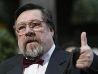 Ricky Tomlinson at the British Book Awards 2004.