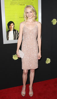 Erin Wilhelmi at the California premiere of