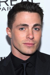 Colton Haynes at Vanity Fair and L'Oreal Paris Toast to Young Hollywood in West Hollywood, CA