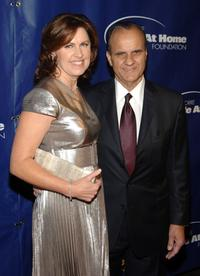 Ali Torre and Joe Torre at the Safe at Home 5th Annual Gala.