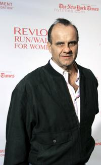 Joe Torre at the 8th Annual Revlon Run/Walk for Women.