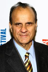Joe Torre at the Stand Up For Heroes: A Benefit For The Bob Woodruff Family Fund.